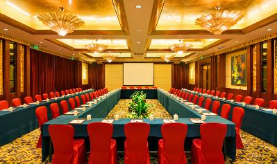 塘厦腾讯分分彩第一位数字半山酒店国际会议中心会议室6(附公司表扬信
